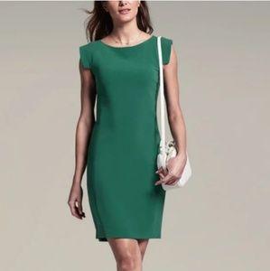 MM Lafleur Sarah 6.0 Green Dress 2